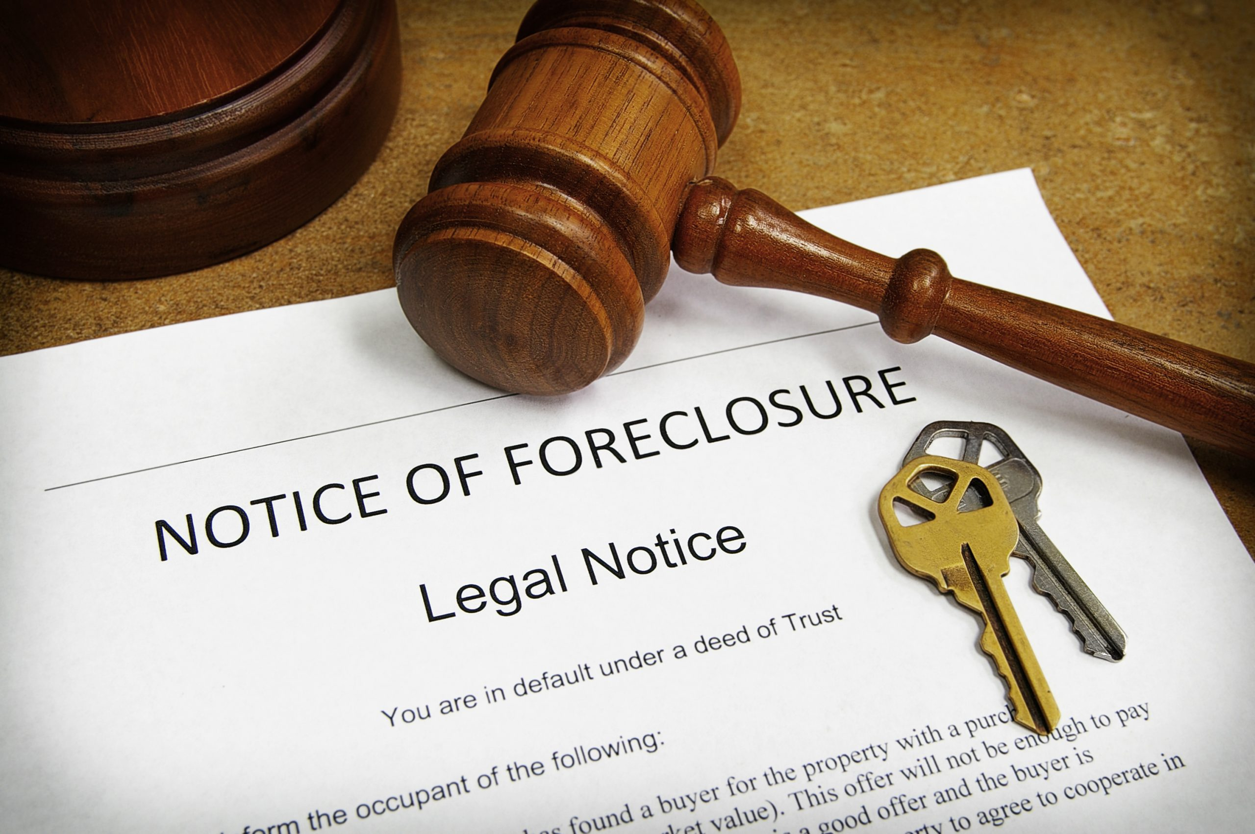 How Long does a Foreclosure take in Florida