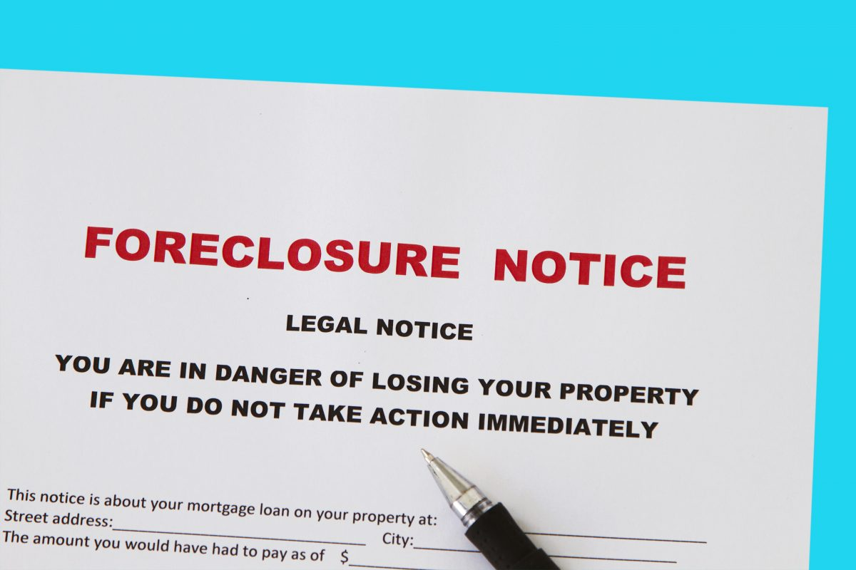 What happens if I purchase a Property at a Foreclosure Auction and Tenants live in the property?