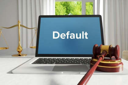 Motion of final Default Judgment defense in Florida