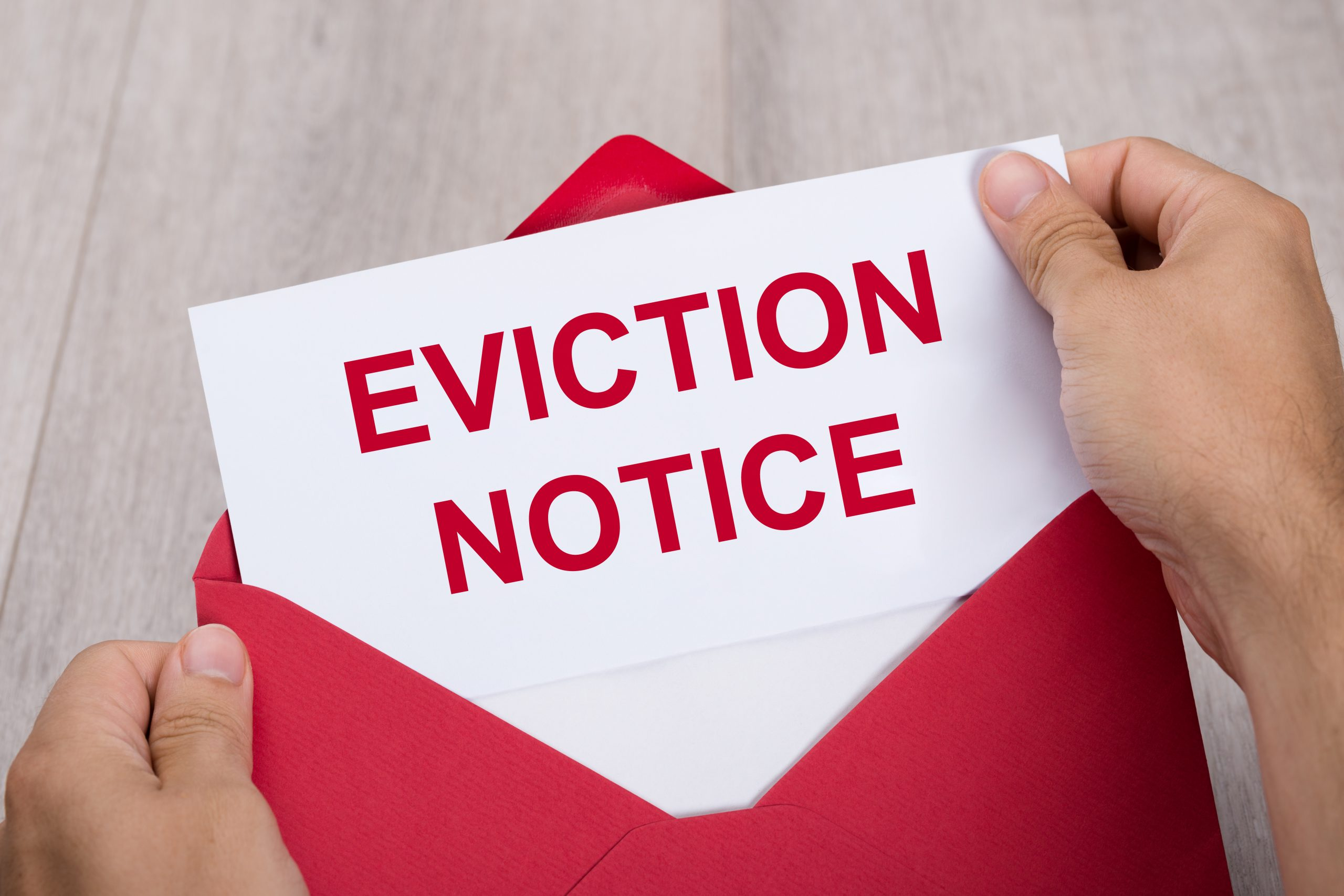 If you purchased a Property with Tenants in Broward, are you able to Evict them?