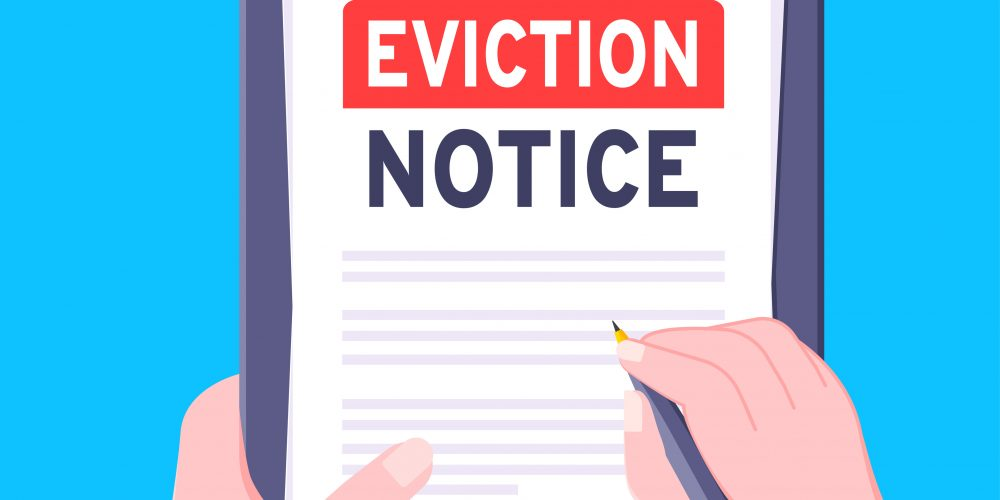 How does a Landlord Evict an unauthorized guest in Florida