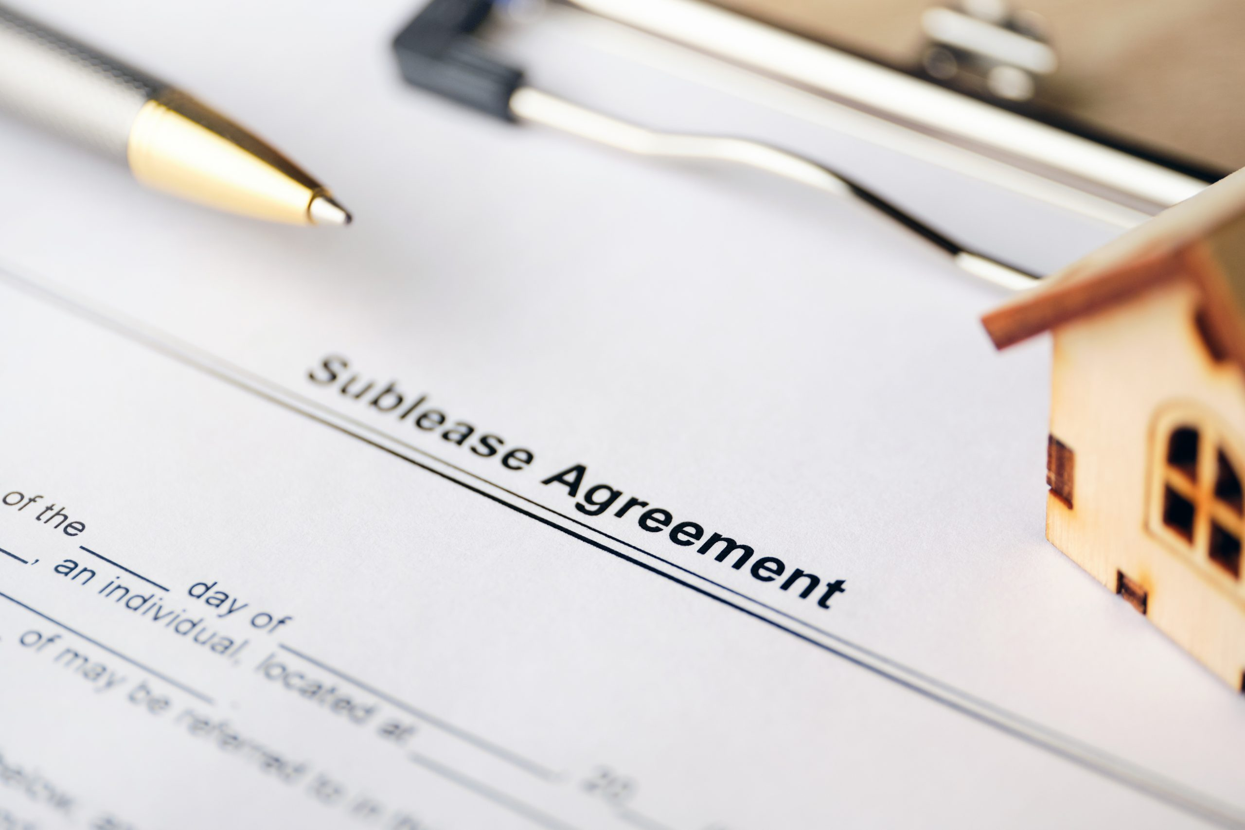 How can you evict your Tenant that Illegally Subleased their Unit
